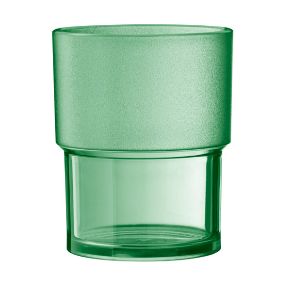 Vaso Policarbonato 20 CL Color Verde
