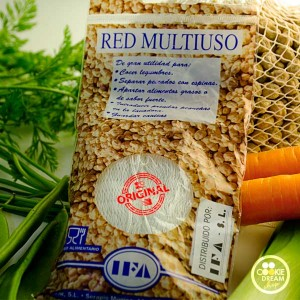 Red multiusos para cocer