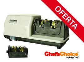 Afilador eléctrico de dos pasos chefschoice 2000