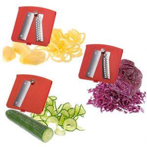 """Cortador de verduras """"Spiromat"""""""