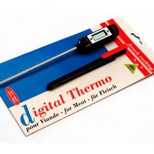 Termómetro digital con pincho -50º + 200º