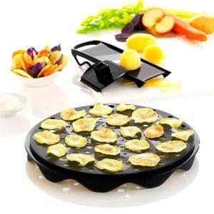 Cocedor de patatas chips + mandolina Mastrad