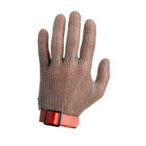 guante metálico de seguridad manulatex