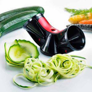 Cortador de verduras en espiral Triolo, de Westmark