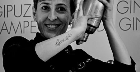 Romina Rios de Lavie Gastrobar, 65º Campeonato de Coctelería de Guipúzkoa