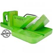 So Apéro cortadora de embutidos original color verde