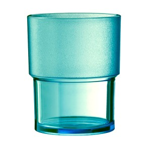 Vaso Policarbonato 20 CL Color Azul