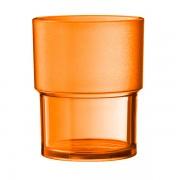 Vaso Policarbonato 20 CL Color Naranja